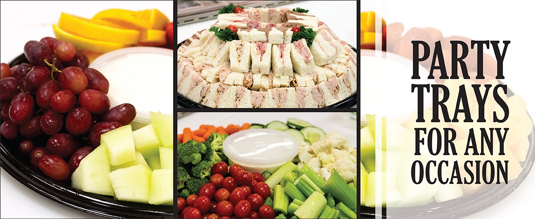 Party Trays For Any Occasion