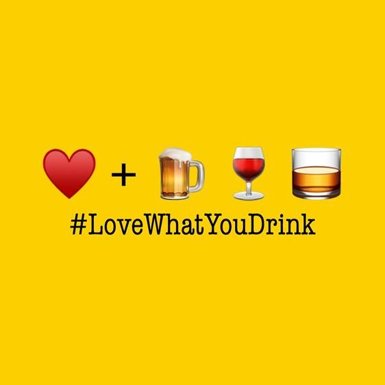 Follow Our lovewhatyoudrink Instagram!